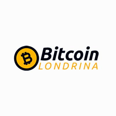 Logo Bitcoin Londrina